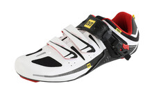 Mavic Avenge Chaussures vlo route Homme blanc/noir